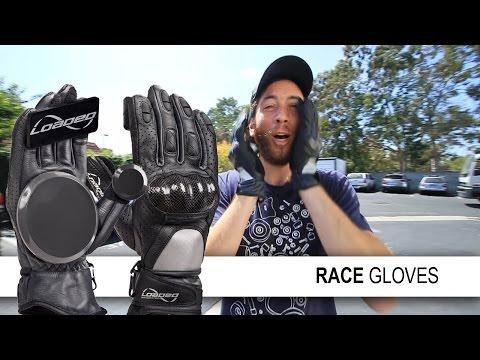 Glove Breakdown | Race Gloves