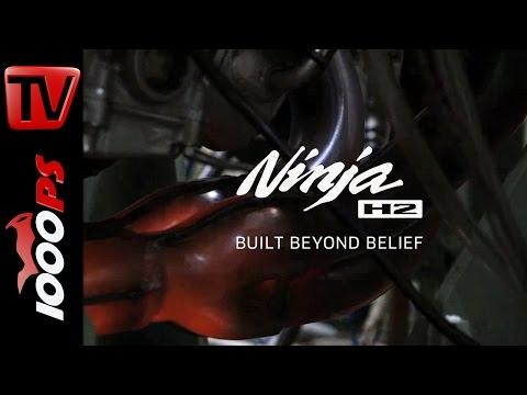 Kawasaki Ninja H2 Vollgas Soundcheck