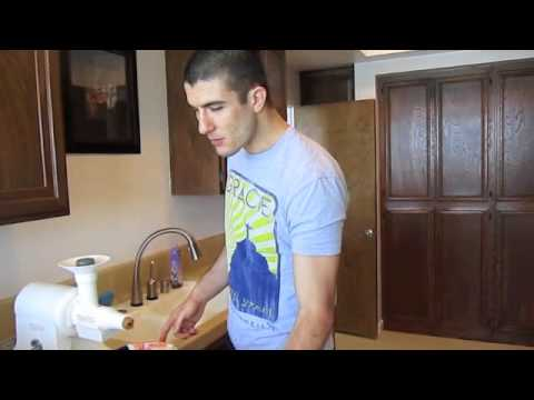 Amazon Apple Smoothie by Rener Gracie