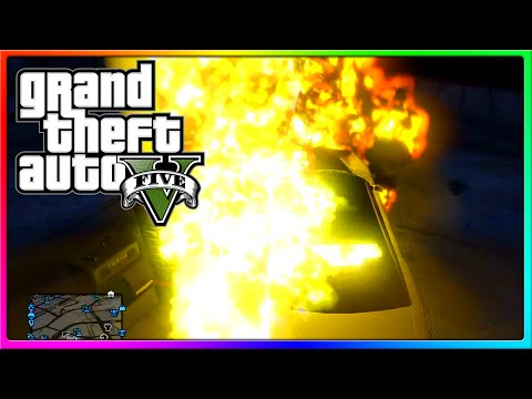 GTA 5 Online - GOLDEN PAINTED JEEP, Dead as Hell, and other Funny Moments! (GTA Online)