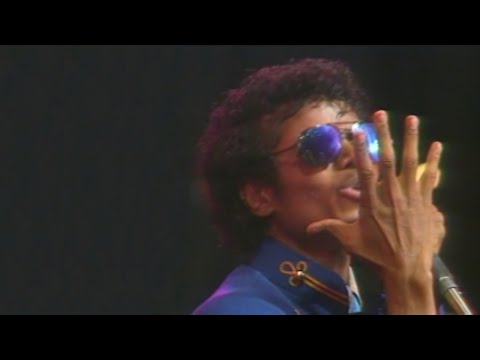 Michael Jackson - Live At The Beverly Theater 1983 [James Brown Concert]