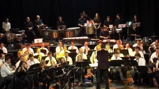 Malambo - A. Ginastera (Banda Sinfonica ''Ciudad de Santa Fe'' - EPISM)