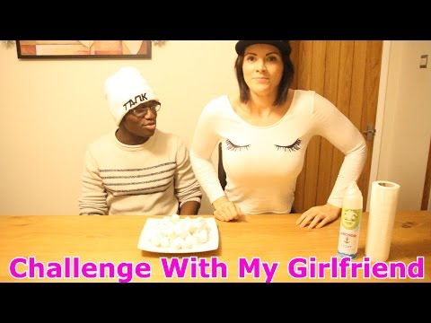 Challenge With My Girlfriend video
