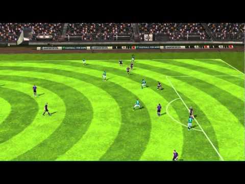 FIFA 14 iPhone/iPad - Hamburg VfB vs. Bristol Rovers