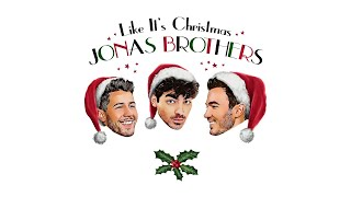 Jonas Brothers - Like It's Christmas (Audio)