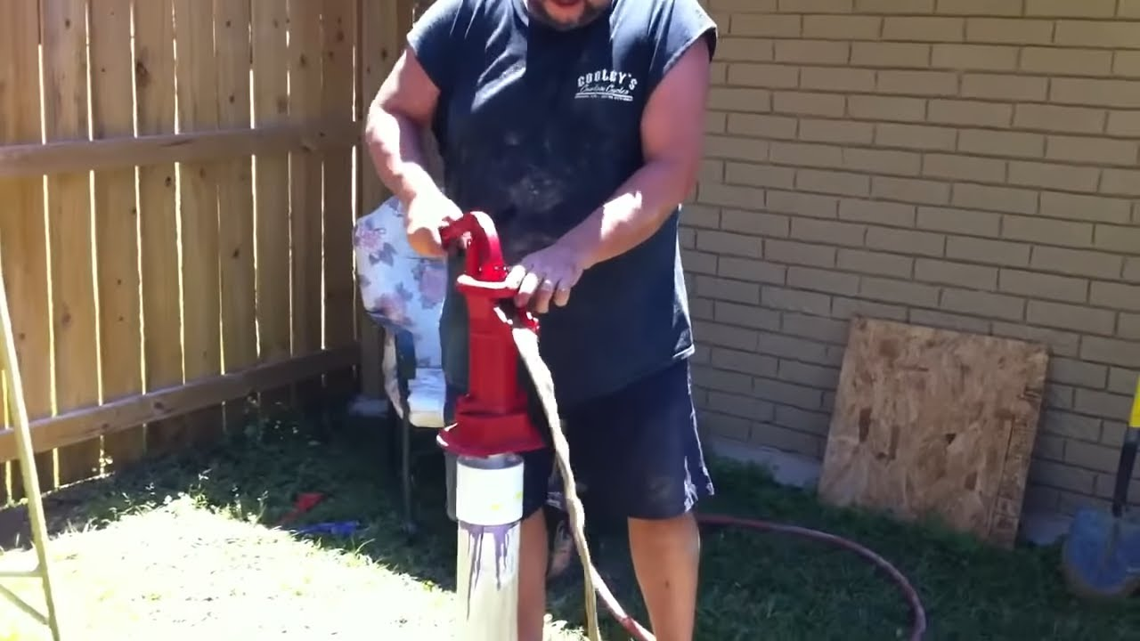 how to dig a shallow well 2  3