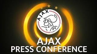 Ajax Press Conference