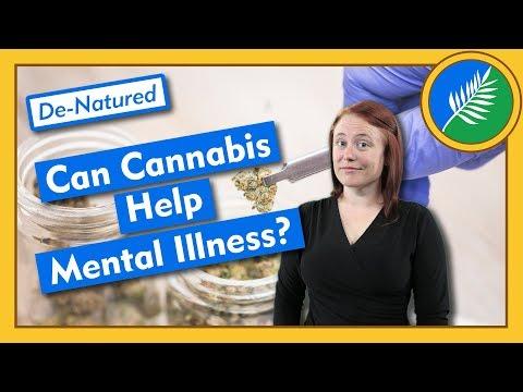 Can Cannabis Help Mental Illness?