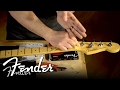 How To Change Your Bass Strings | Fender MP3