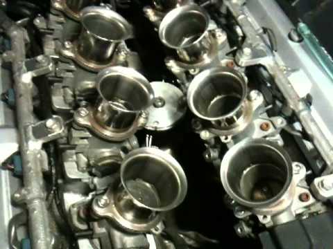 MotorFix COROLLA 1UZ-FE / Transient Throttle Test・・・