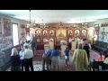 Divine Liturgy - 2017-07-23 Feast of St. Anne
