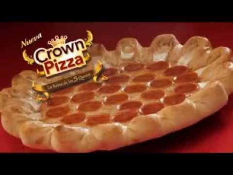 Crown Pizza La Reina de los 5 Quesos thumbnail