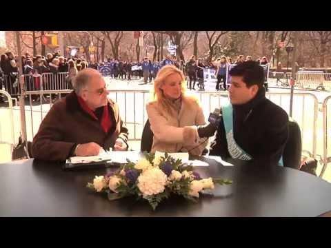 Η ελληνική παρέλαση στη Νέα Υόρκη (Ρεπορτάζ Δελτίου Ειδήσεων)