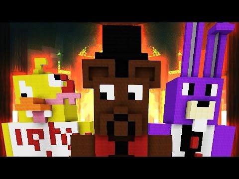 Drunk Minecraft #65 | FIVE NIGHTS AT MINECRAFT