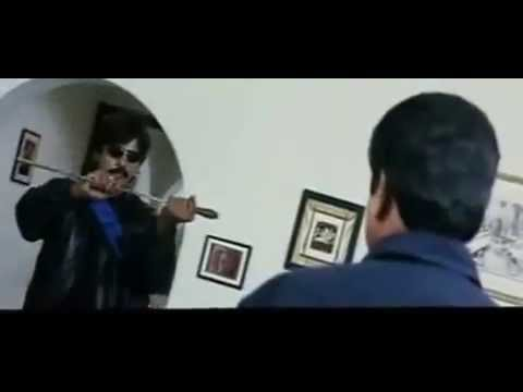 Sai Kumars South Indian Style Funny Fight Action Scene   Yeh...