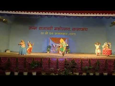 Dsvv.cultural Programs (baje Sargam ..) video