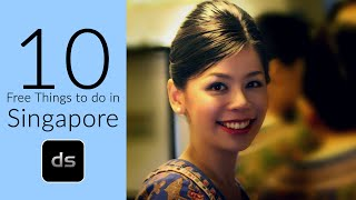 10 Free Things to do in Singapore