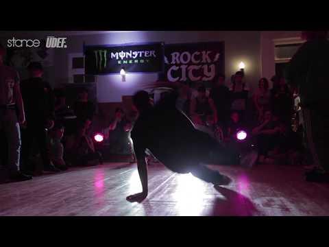Furious Calamity vs Poon-Tang Clan ► .stance x Rock City 8 ◄ UDEFtour.org