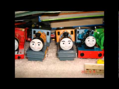Bash Dash Ferdinand - Misty Island - Thomas the Tank Engine -