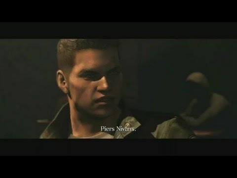 Resident Evil 6 : Chris Redfield Trailer