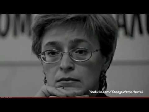 Five guilty of killing Russian journalist Politkovskaya