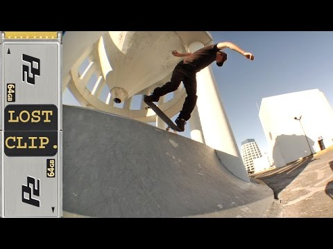Bucky Lasek Lost & Found Skateboarding Clip #158 Death Drop