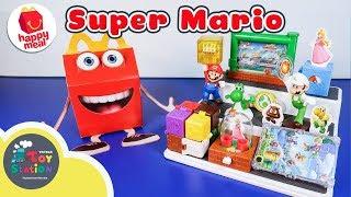 Happy Meal Super Mario bộ sưu tập không thể làm ngơ của McDonald's vì quá thú vị ToyStation 248