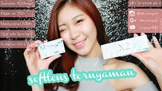 [REVIEW WITH MEY] SOFTLENS TERNYAMAN 2017 !!!