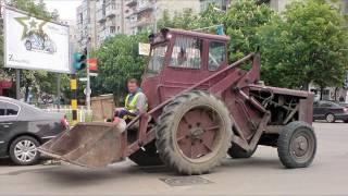 Most Bizarre & Strangest Farm Tractors. Unusually & Awesome Tractors. Weirdest Farm Machines