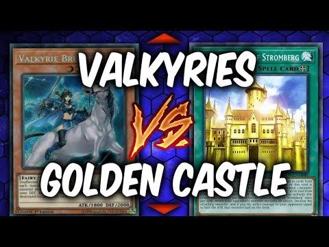 ZIGFRIED vs LEON - Who would win? (Yugioh Character Decks)