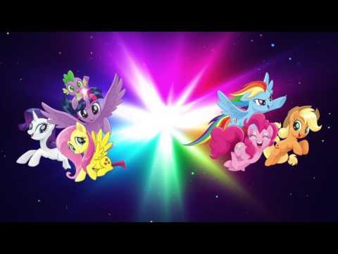 【彩虹小馬大電影】My Little Pony: The Movie 中文版前導預告 ~