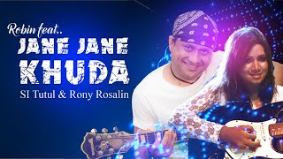 Jane Jane Khoda   S.I Tutul   Rony Rozalin   New Song 2017   HD 4K