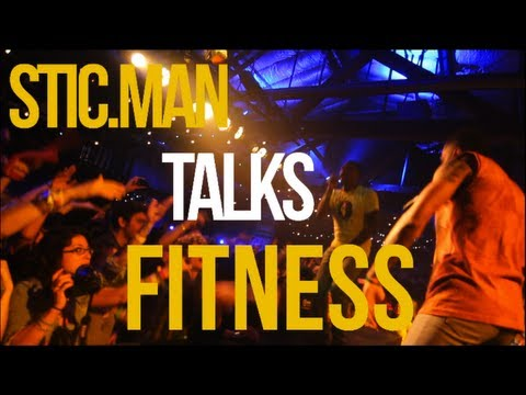 Stic.man of Dead Prez TALKS FITNESS