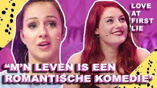 Alle SEKSPARTNERS op SOCIAL MEDIA zetten?! | Love At First Lie - CONCENTRATE VELVET