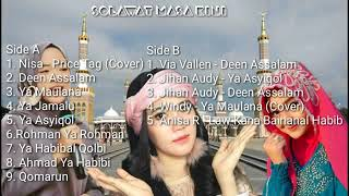 Nissa sabyan full album terbaru - Sholawat masa kini bersama Nisa, Via Vallen, Jihan Audy