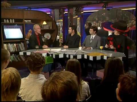 Het Cabaret van Kopspijkers najaar 2003 Balkenende & Beatrix