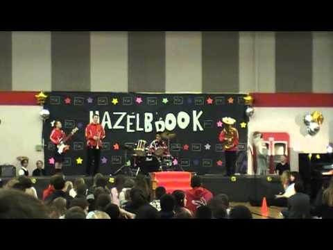 Davis-Payton Band: Hazelbrook Middle School Talent Show