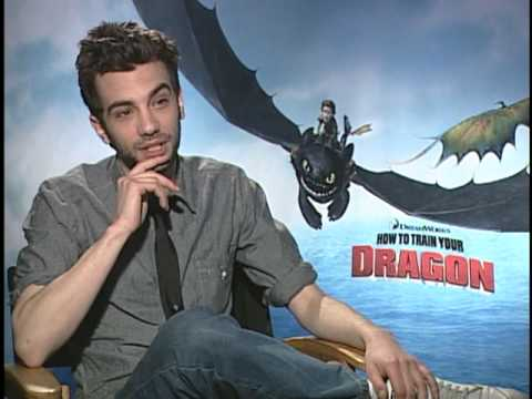 Jay Baruchel Interview for HOW TO TRAIN YOUR DRAGON