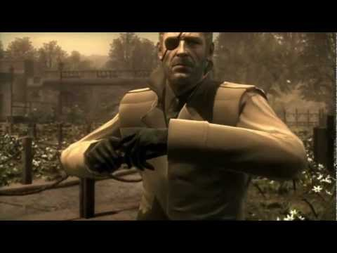 Metal Gear Solid 4 Br - [final] video