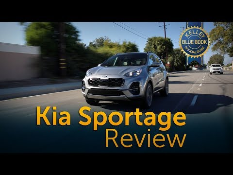 2020 Kia Sportage – Review & Road Test