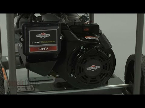 Briggs and Stratton Small Engine Disassembly