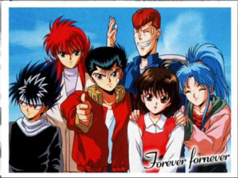 Yu Yu Hakusho Ending Song 1 Full video