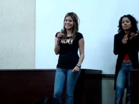 Candidatas mecatronica 2009