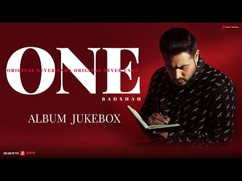 Badshah - Album ONE (Original Never Ends ) Full Album | Audio Jukebox