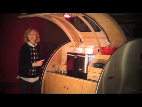 Opal Loves Vistabule Teardrop Trailers