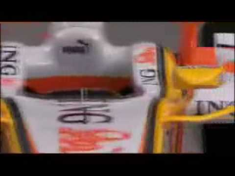 ING Renault F1 Team Unveils its New R28 Race Car for 2008