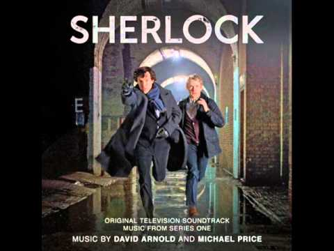 BBC Sherlock: Offical: Tv Soundtrack: Series One Sutie.