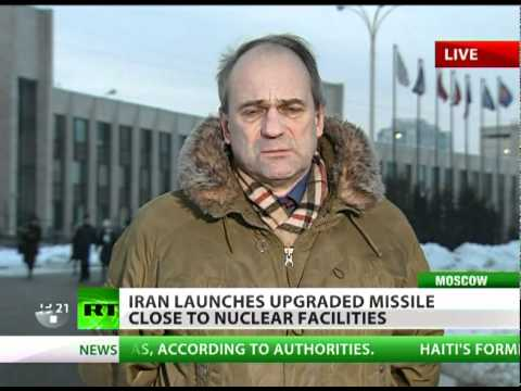 Test-Fire: Iran launches upgraded 'Hawk' missile close to nuclear facility