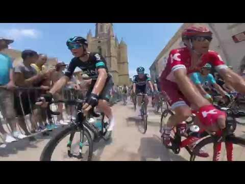 Tour de France: Best of Team Sky onboard part 2