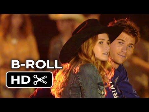 The Longest Ride B-ROLL 1 (2015) - Scott Eastwood, Britt Robertson Movie HD